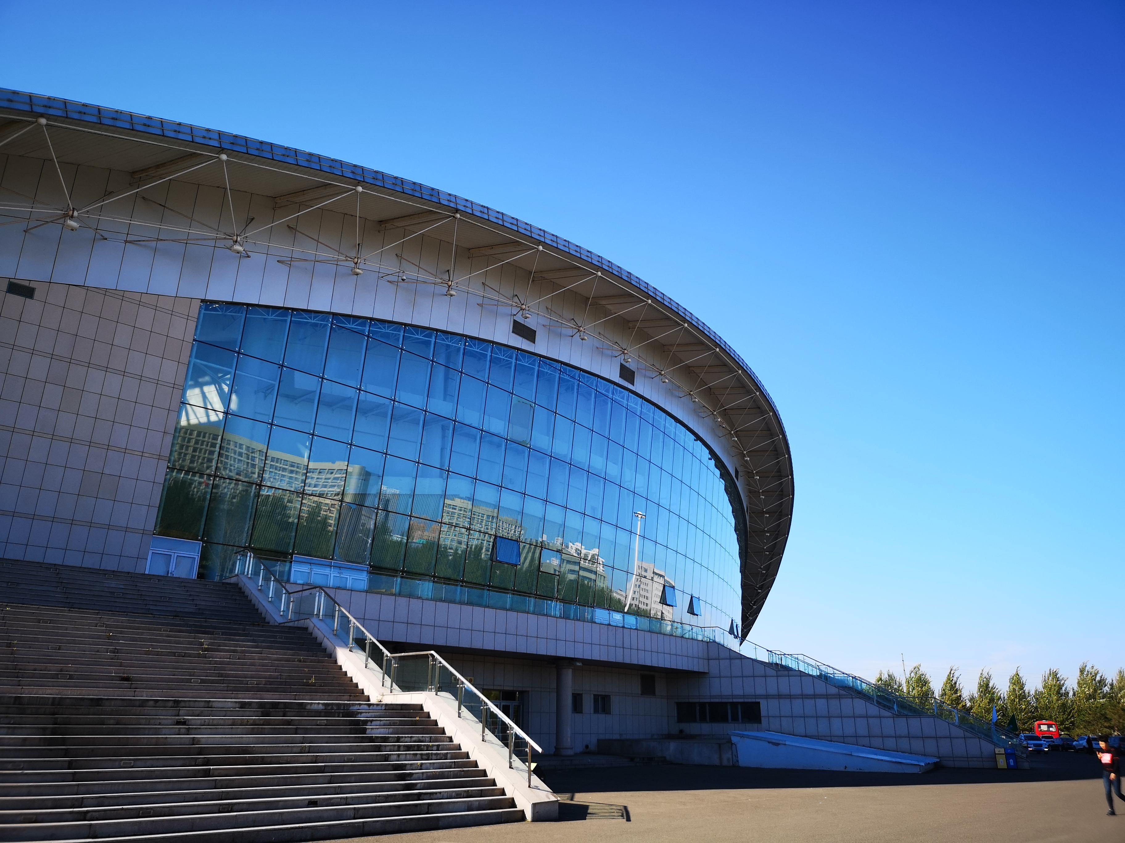 Huiyi Exhibition hall