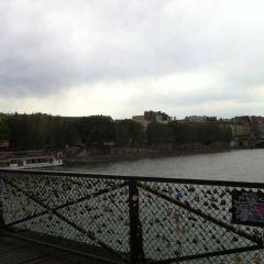 利奧波德-塞達-桑戈爾行人橋用戶圖片