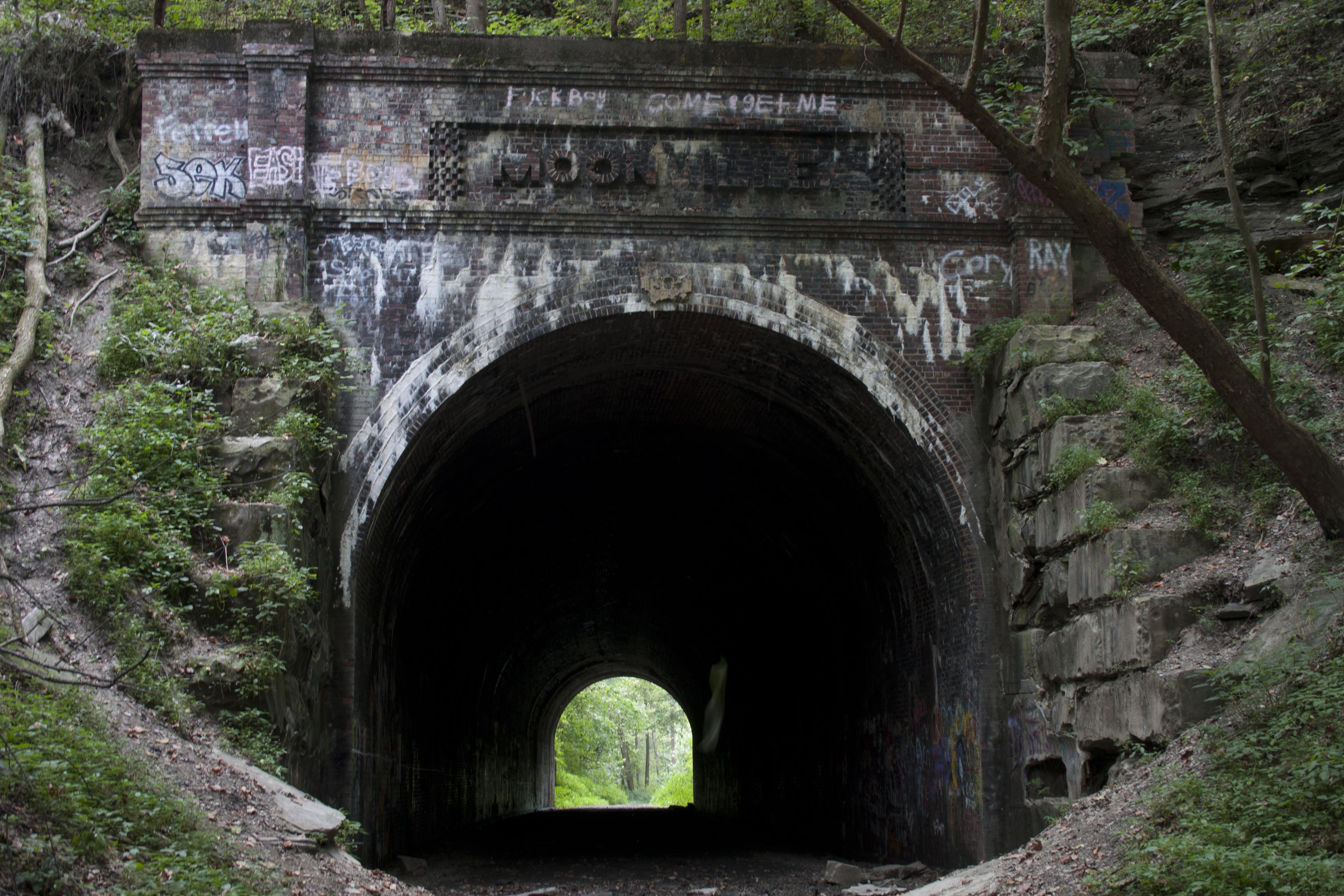 Moonville Tunnel