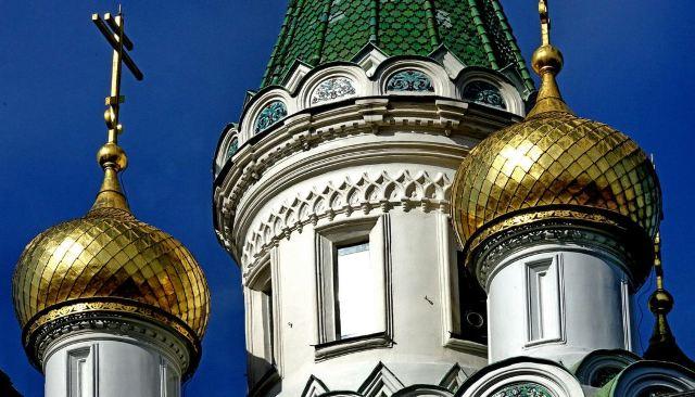 索菲婭俄羅斯教堂