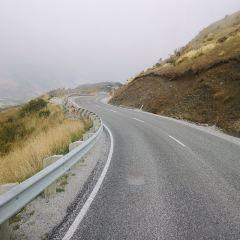 Crown Range Road User Photo