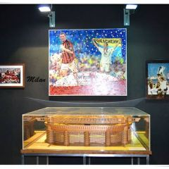 聖西羅球場博物館用戶圖片