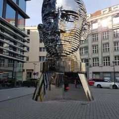 Statue of Franz Kafka User Photo