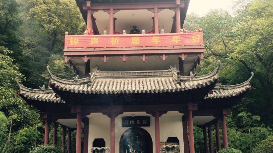 滁州琅琊古刹
