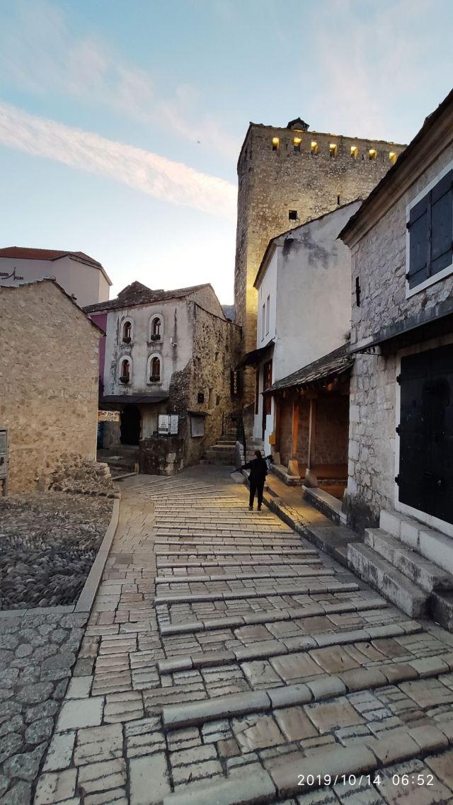 莫斯塔爾老城