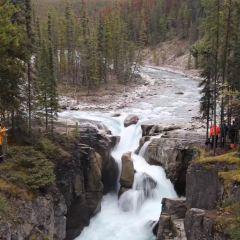 Sunwapta Falls User Photo