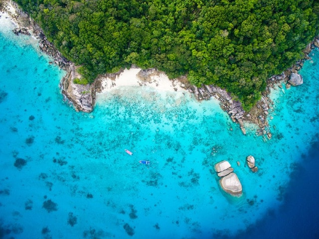 5 Best Islands for Escapes in Thailand - Diving & Party
