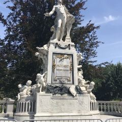 Mozart Statue User Photo