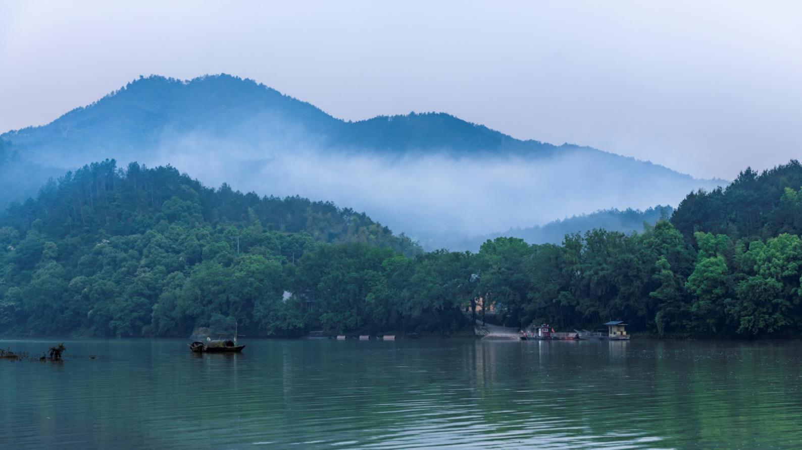 Guyan Huaxiang Scenic Area