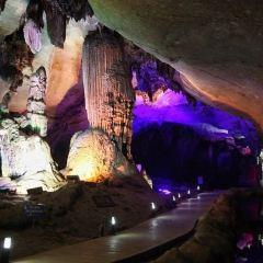 Purple Glow Rock User Photo