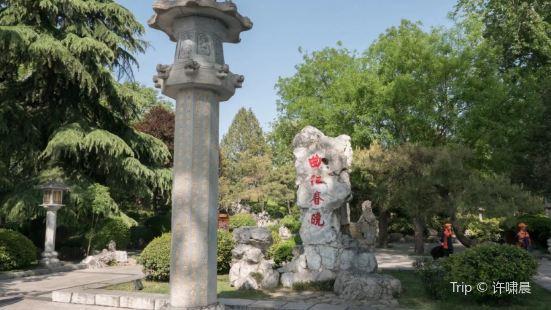 西安曲江春曉園