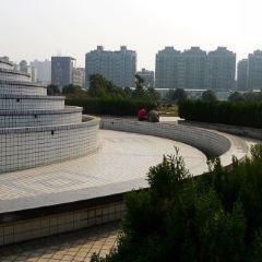 진타이 광장 여행 사진