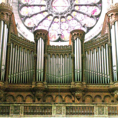 圖爾奈聖母大教堂 Notre Dame Cathedral in Tournai