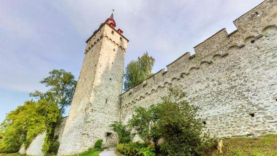 穆塞格城牆