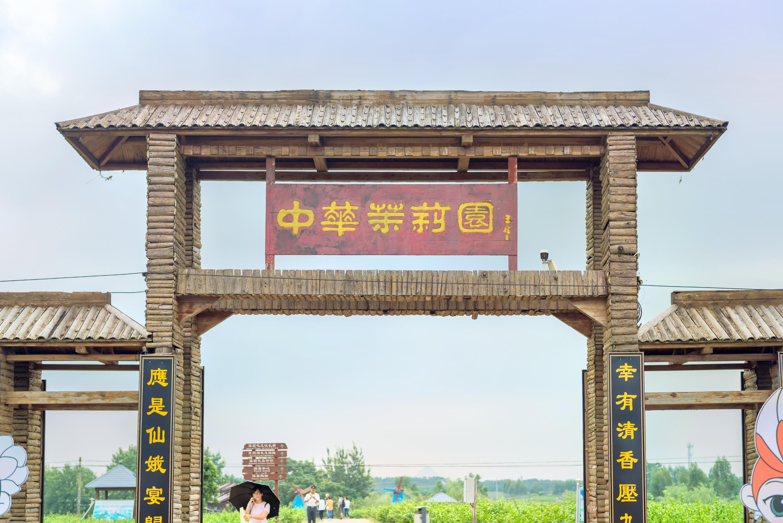 중화 자스민 화원
