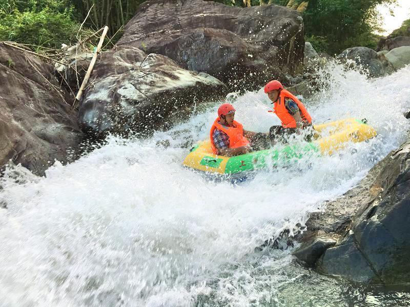 Haxi Rafting