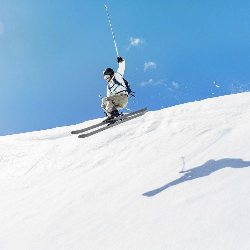 월로산 스키장