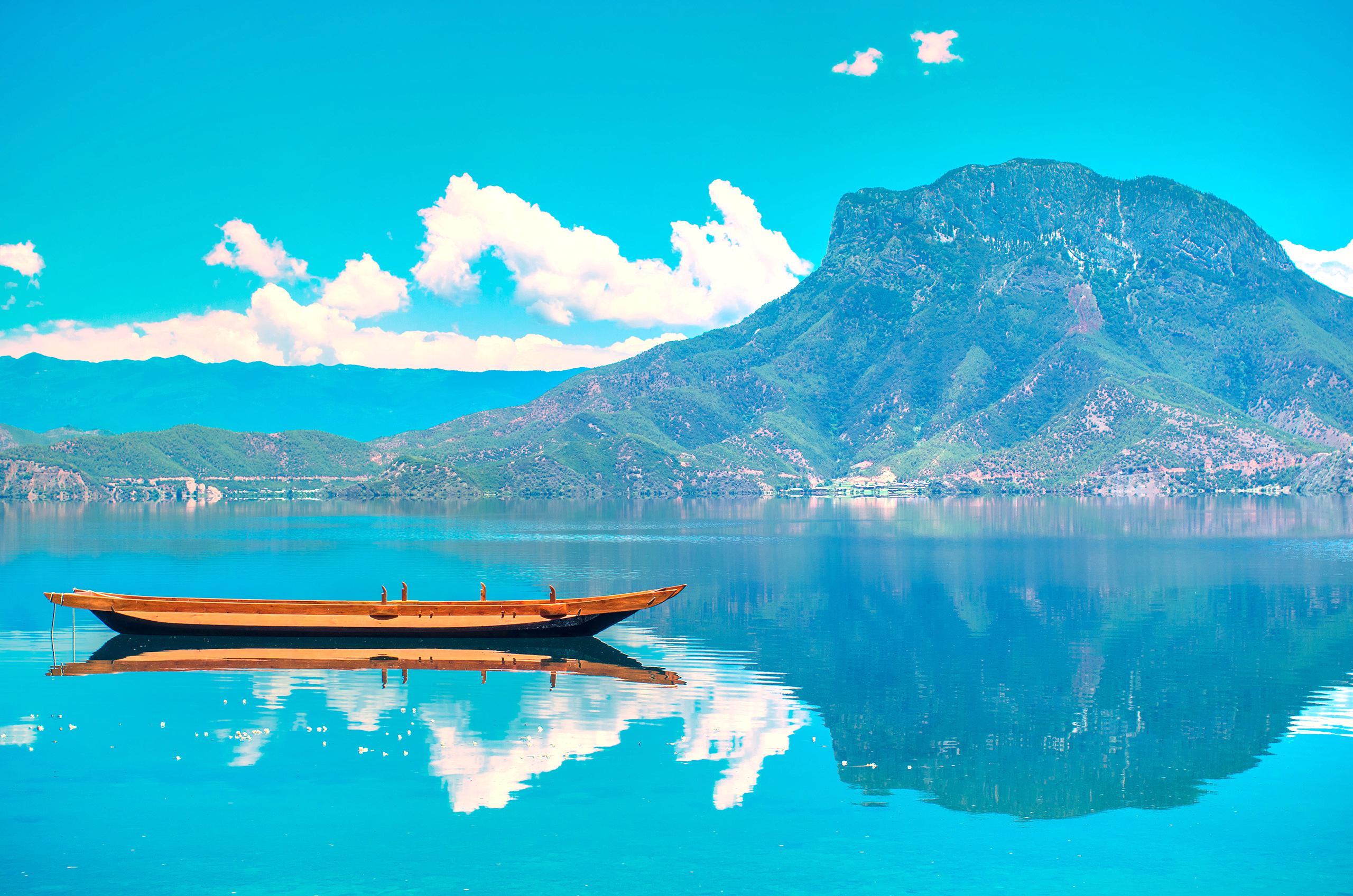 Lugu Lake's Goddess Bay