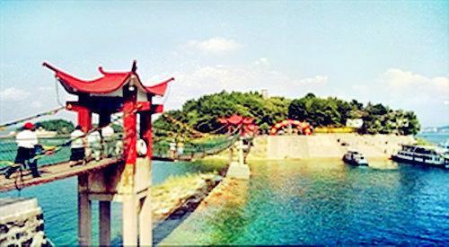 龍灣遺址展示園