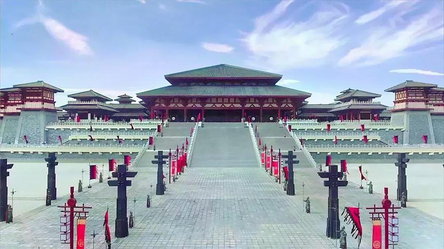 Duyun Qin and Han Studio City