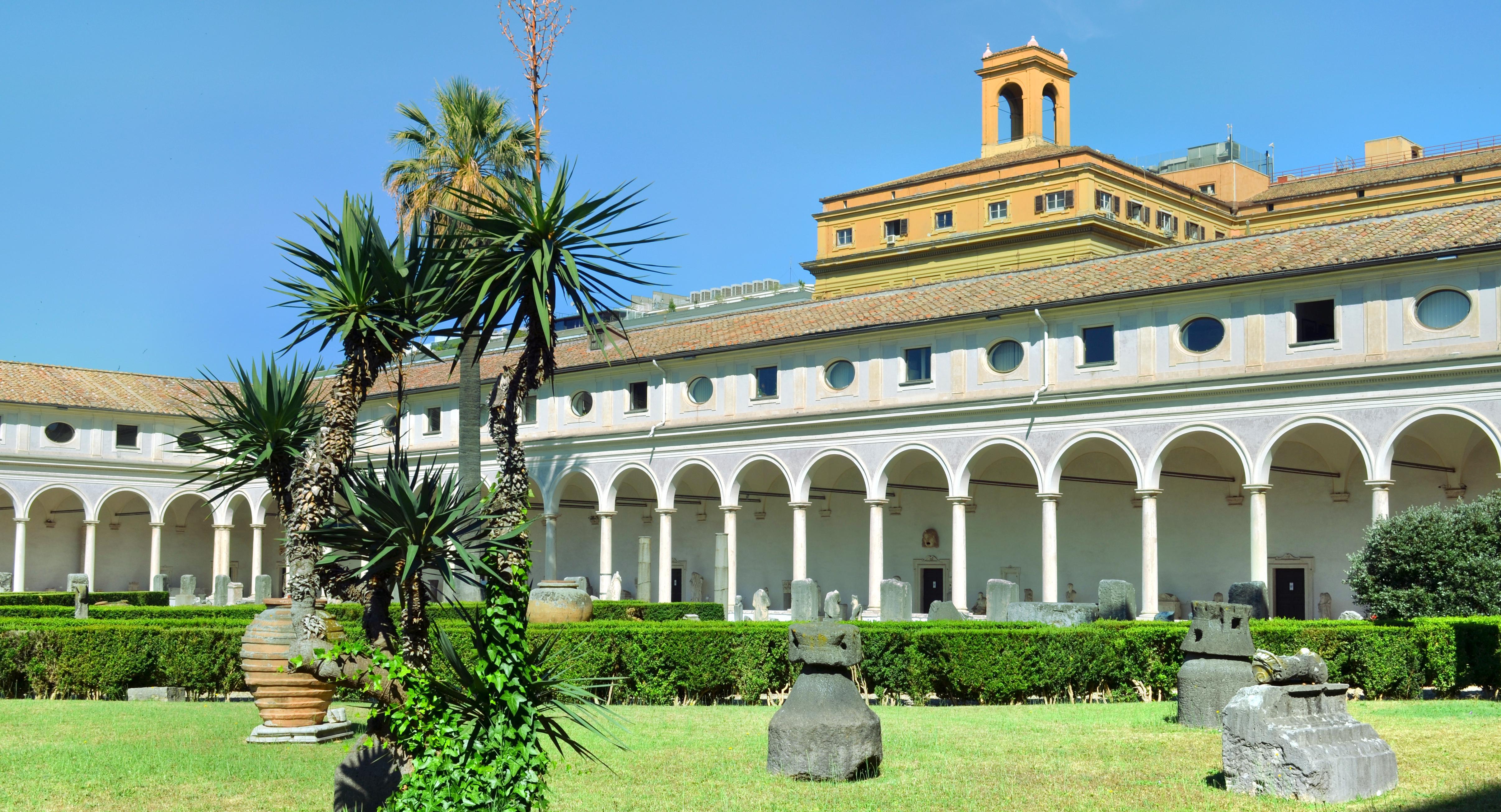 Museo Nazionale Romano - Palazzo Massimo alle Terme