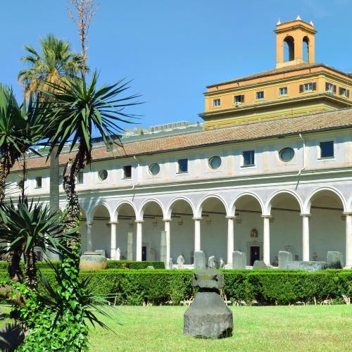 羅馬國家博物館馬西莫宮