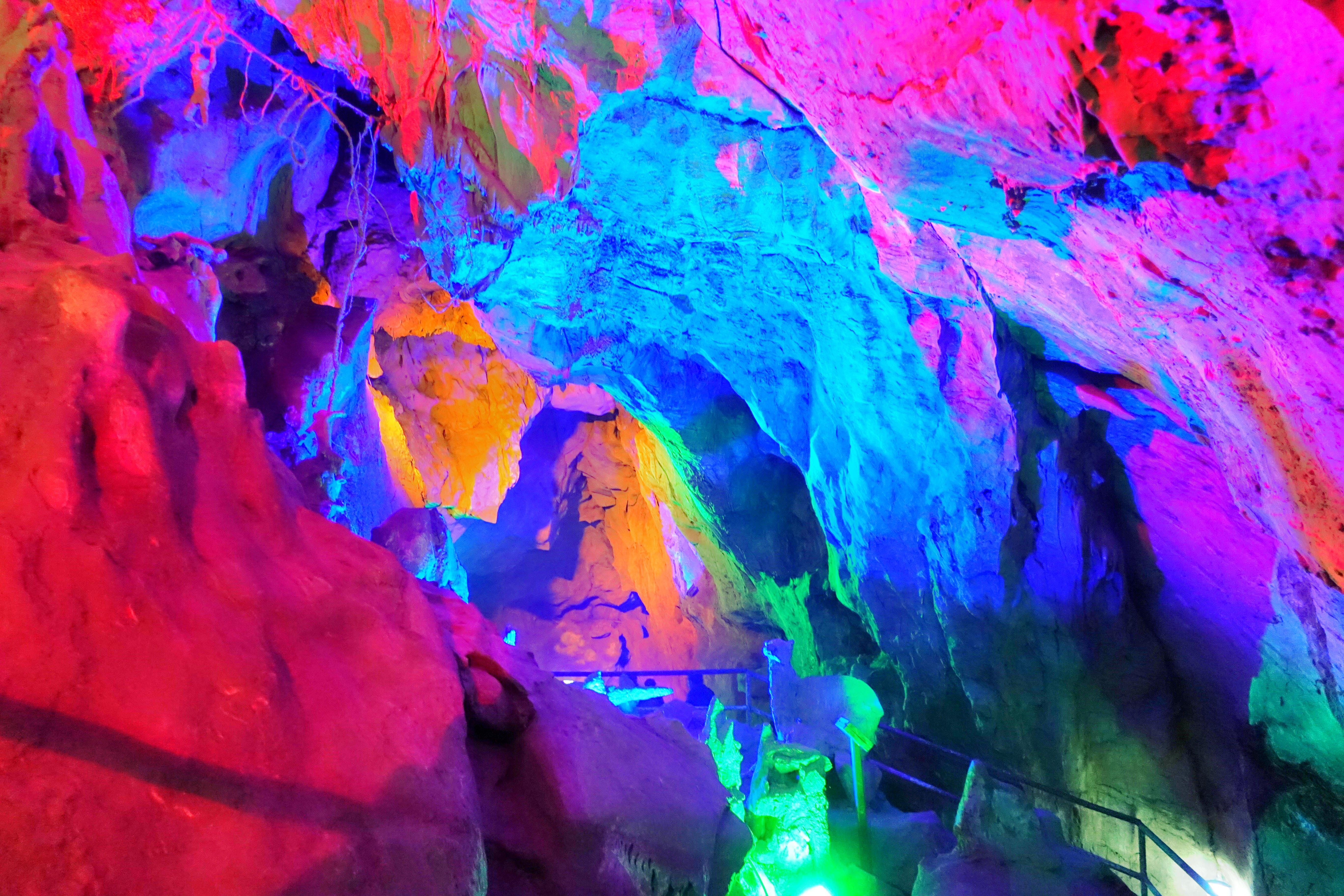 Tai'an Underground Dragon Palace (Formerly Taishan Rift Valley)