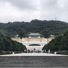 台北故宮博物院張用戶圖片
