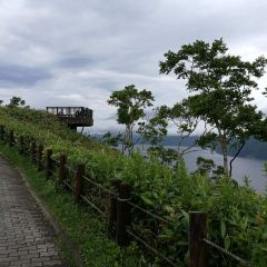 Lake Mashu 1st Observatory User Photo