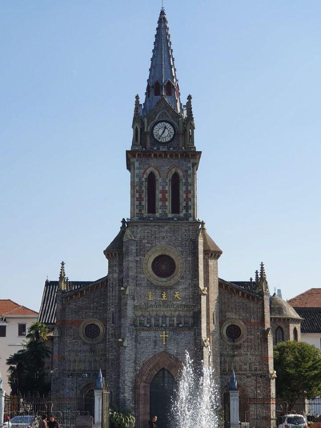 장베이 성당