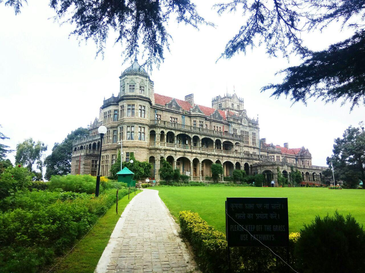 Viceregal Lodge