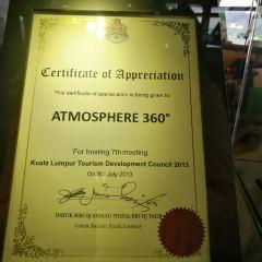 Atmosphere 360 User Photo