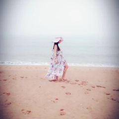 하이양완미 백사장 여행 사진