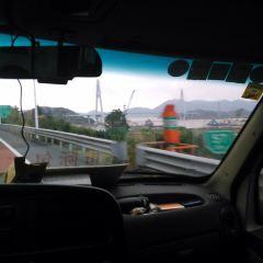 저우산 대교 여행 사진