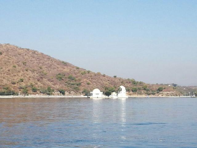 Fateh Sagar湖