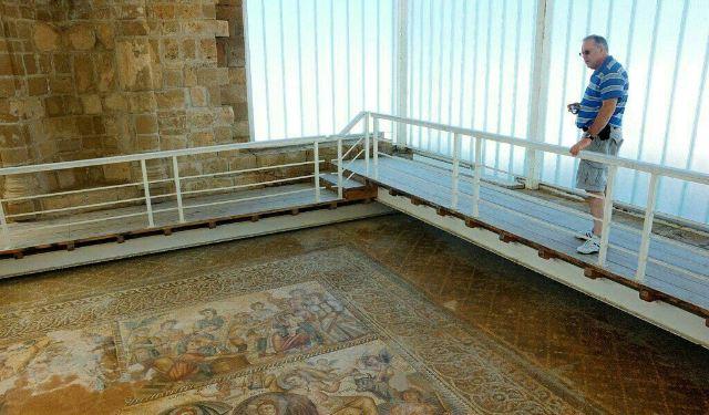 Paphos Archaeological Park