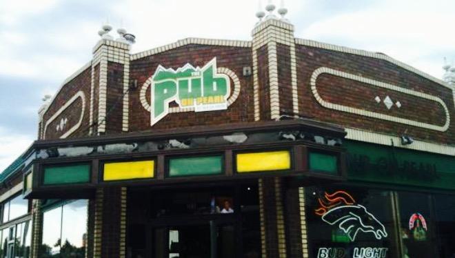 Pub On Pearl
