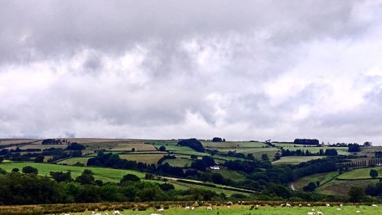 South Wales--Brecon beacon nat