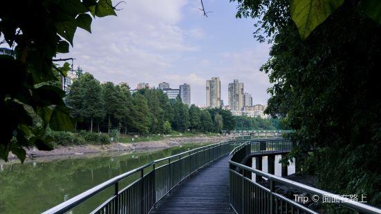 金科天湖公園