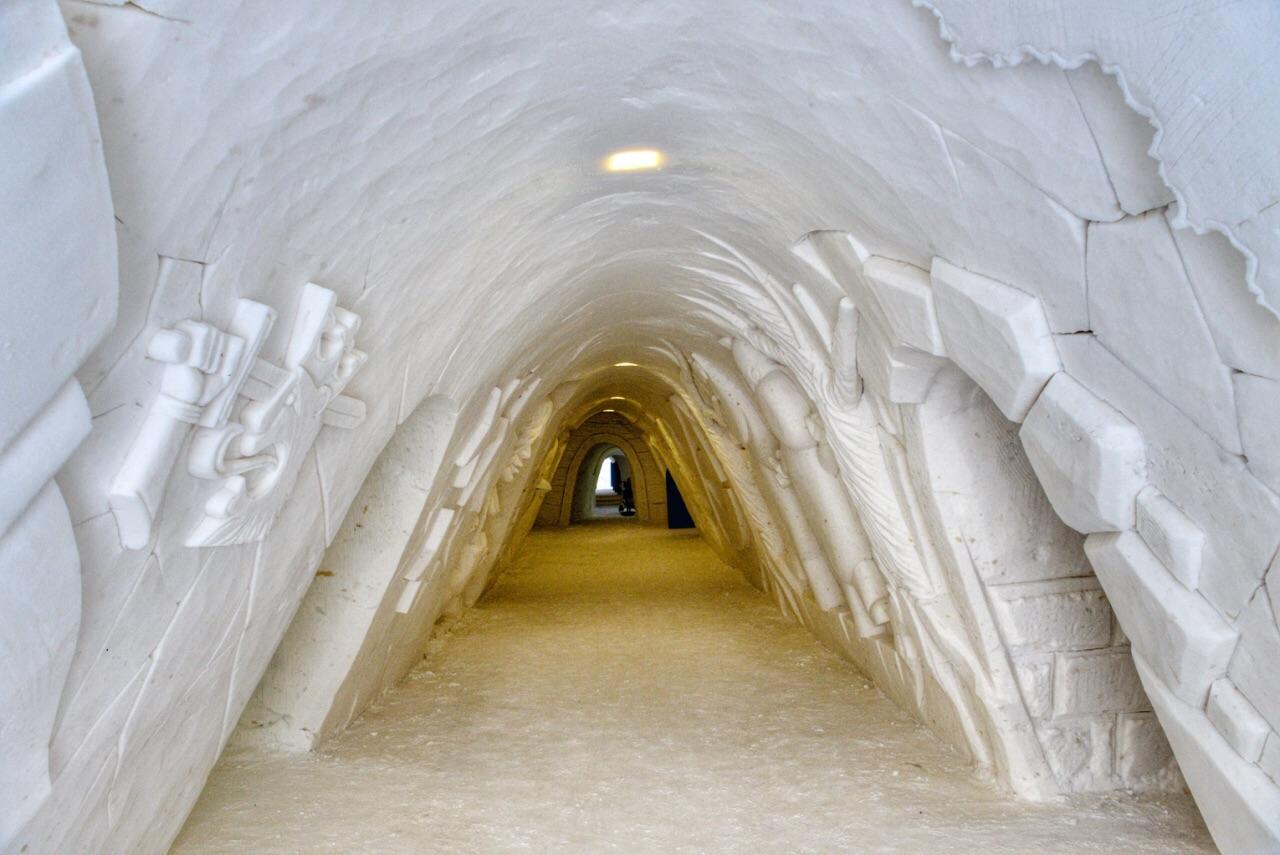 冰雪城堡 SnowCastle