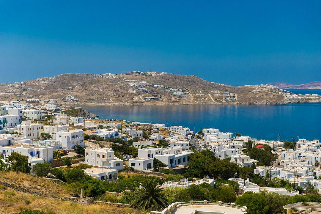 Platis Gialos海灘