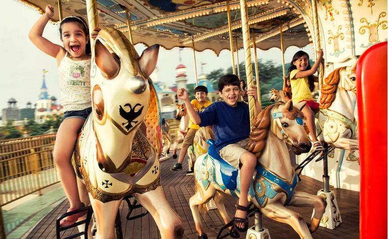 孟買 Adlabs Imagica 主題樂園門票