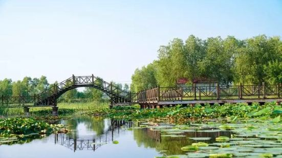 黑魚湖生態園