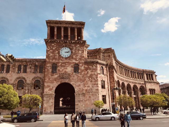 亞美尼亞歷史博物館
