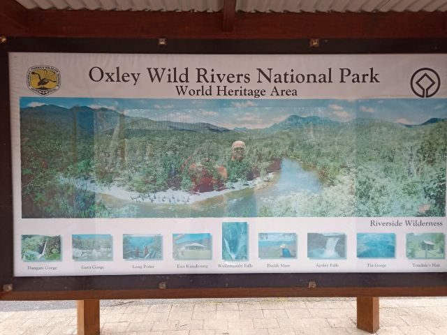Oxley Wild RIvers Nationalpark