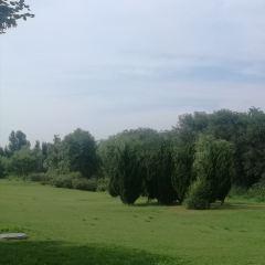 옌산 공원 여행 사진