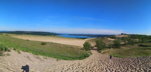 睡熊沙丘國家湖岸風景區