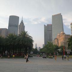 花城廣場張用戶圖片