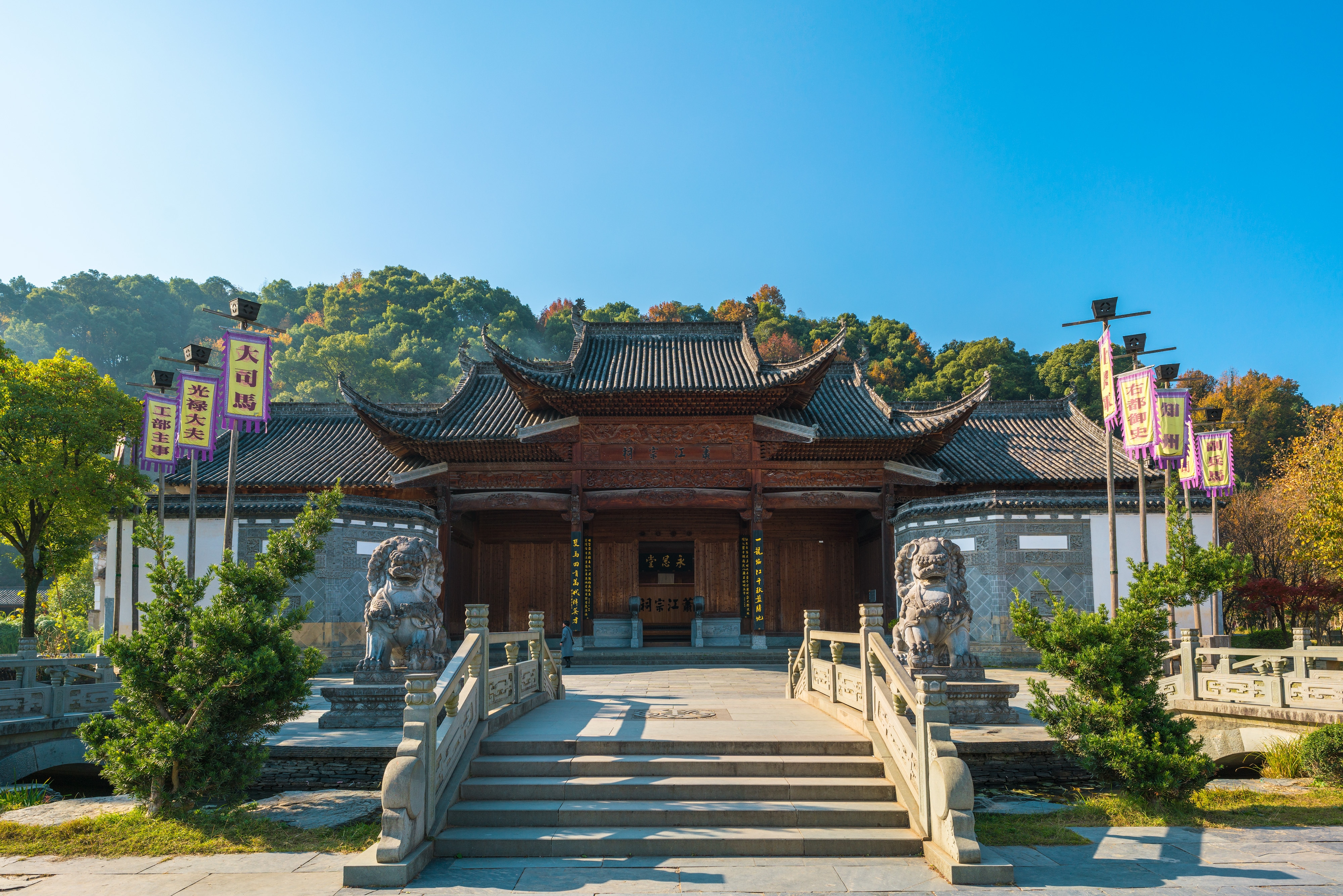 Ancient Architecture of Huipai 7 Must See Architectural Sites of Wuyuan