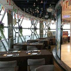 臨沂電視塔旋轉餐廳用戶圖片